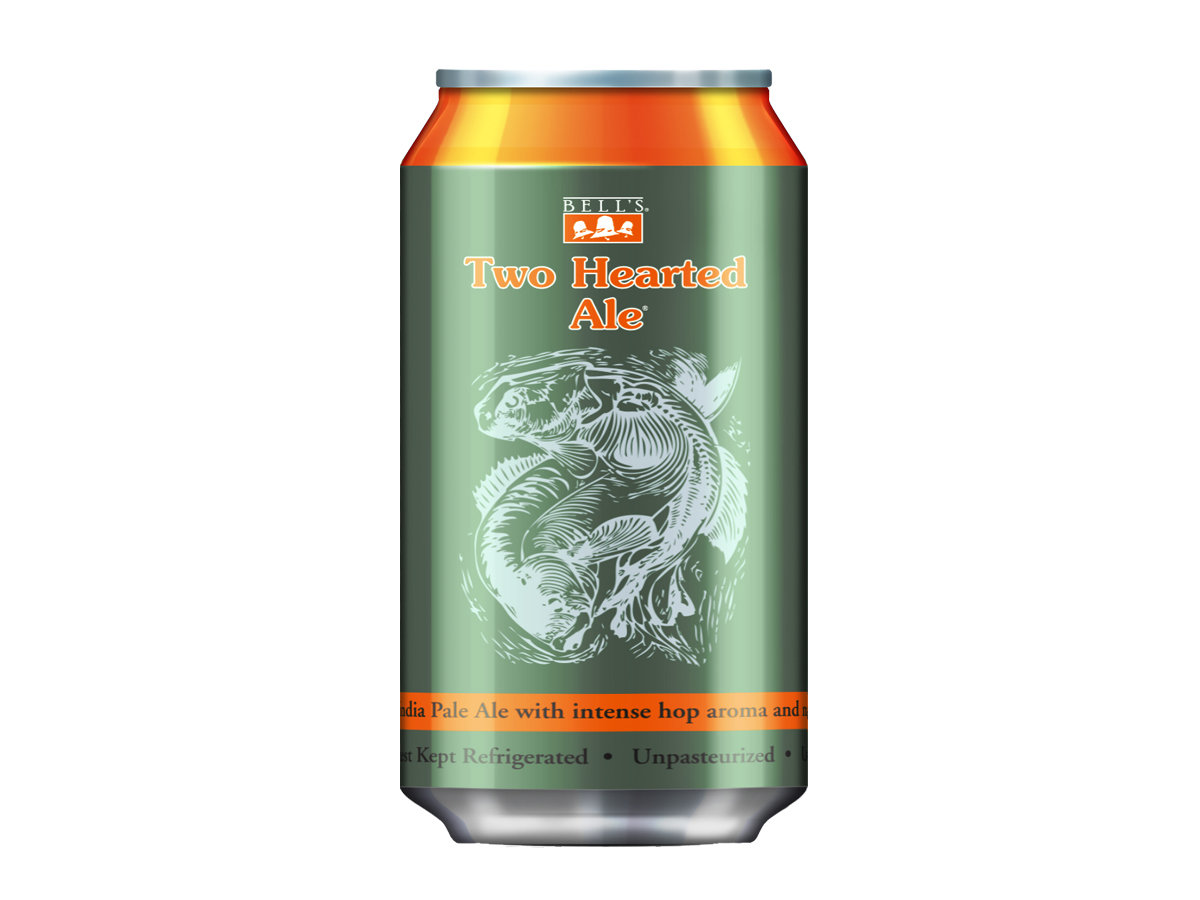 Can Two Hearted Ale